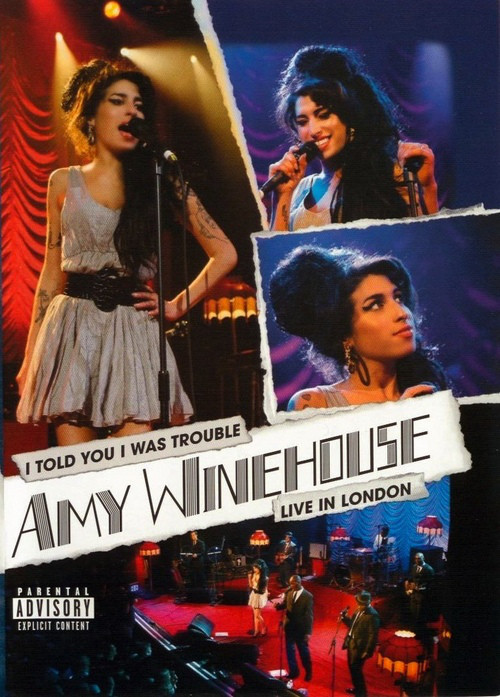 Amy Winehouse – Back In Black DVD