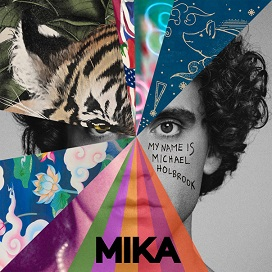 Mika – My Name Is Michael Holbrook (megjelent)