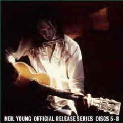 Neil Young: Official Release Series Disc 5-8