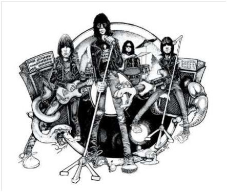 RAMONES: Road To Run